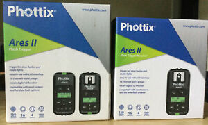 Phottix Ares II Trigger And Receiver.