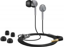 Sennheiser CX 180 Street II In-ear-canal phone Headset Color Black With Bill!!