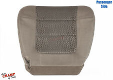 2001-2002 Ford F150 XLT Crew-Cab -Passenger Side Bottom Cloth Seat Cover Tan