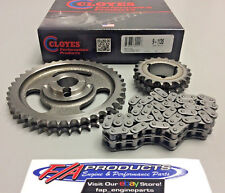 Cloyes Gear 9-1135 Small Block Ford 1962 To 1984 Engines Street True Timing Set