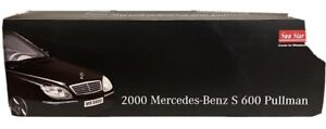 Mercedes Benz S Class Pullman Diecast Model Car 4111