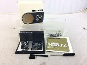 Shure V15 Type 4 Turntable Record Player Phono Cartridge
