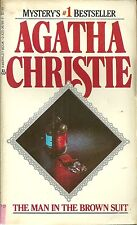 The Man in the Brown Suit by Agatha Christie (1984, Paperback)