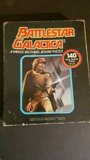 Sealed Battlestar Galactica 1978 140 Piece Parker Brothers Puzzle No. 109