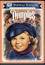 SHIRLEY TEMPLE - DIMPLES (20TH CENTURY FOX) (DVD)