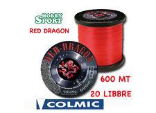 Fil Nylon Pêche à la Traîne Grand Game 20 LB Red Dragon COLMIC