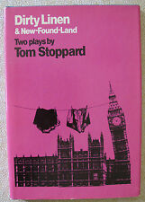 DIRTY LINEN & NEW-FOUND-LAND by Tom Stoppard - BCE
