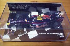 1/43 RED BULL RACING RENAULT RB5 2009 SEBASTIAN VETTEL