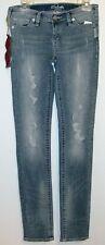 Silver Jeans 26W 31L Pixie Super Skinny NEW Mid Rise