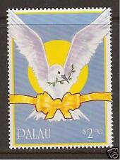 PALAU # 291 MNH Fairy Tern w/Yellow Ribbon Bird Peace