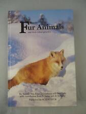 RARE Beautiful Fur Animals and Their Colour Genetics Norodd Nes Scientifur Book