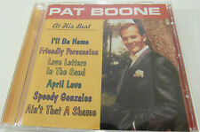 Pat Boone - At His Best (CD Album) Used Very Good