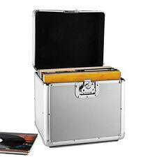 SEHR GUT: resident dj Plattenkoffer Aluminium-Koffer Case Plattenaufbewahrung
