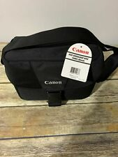 Canon EOS DSLR Camera and Gadget Shoulder Bag 100ES New with tag