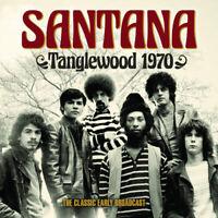 Santana : Live at Tanglewood 1970 CD (2019) ***NEW*** FREE Shipping, Save £s