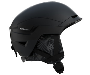 Salomon Quest Access Helmet Women Black Ray Ladies Size UK S *AB164