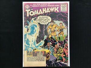 TOMAHAWK #34 Lot of 1 DC Comic Book (zc)!