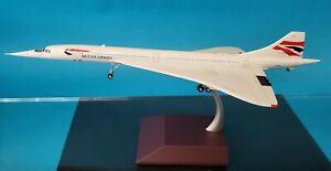 Gemini200 Concorde British Airways G-BOAB (with stand) Ref: G2BAW915