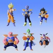 Bandai Dragonball Dragon ball Z HG Special SP Part 1 Figure Set of 6