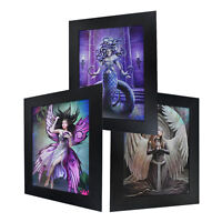 3 Dimension 3D Lenticular Picture Fantasy Angel Spider Fairy Girl Medusa Snake