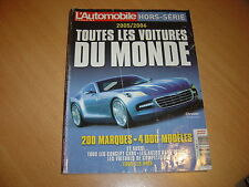 L'automobile Hors série N° 27  Toutes les voitures 2005/2006