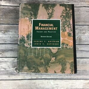 1994 Financial Management Theory and Practice Seventh Edition Economics Textbook
