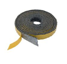 Self Adhesive Woodburner Woodburning Stove Rope Glass Seal Flat Tape Fire Gasket