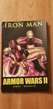 IRON MAN: ARMOR WARS 2 BY BYRNE & ROMITA JR~ MARVEL TPB NEW