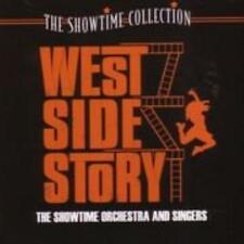 WEST SIDE STORY - SHOWTIME ORCHESTRA & SINGERS – NEW SEALED CD (2006)