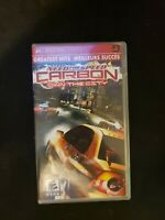 Need For Speed Carbon: Own The City Greatest Hits Sony For PSP UMD Complete