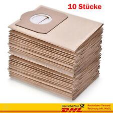 10x Staubsaugerbeutel Filtertüten 6.959-130.0 Für Kärcher Staubsauger MV 3 WD3
