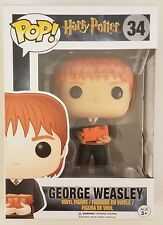 Funko POP George Weasley #34 Harry Potter Wave 3 Vinyl Figure - Oliver Phelps