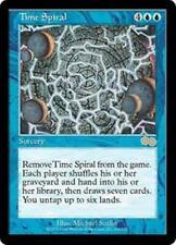 TIME SPIRAL Urza/'s Saga USG Magic Magic the gathering Comme neuf CARD