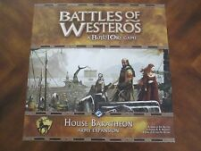 Fantasy Flight Games  Battles of Westeros - House Baratheon Expansion
