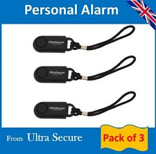 Personal Alarms (pack of 3)
