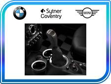 Mini Genuine Gear Shift perilla Alcantara/Varilla R55/R56/R57/R58/R59/R60 25112147230
