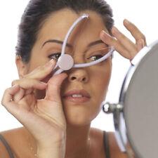 Facial Hair Remover Hair Spring Threading Epilator lip eyebrows Smooth Rend