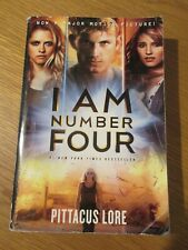 I am Number Four by Pittacus Lore paper back