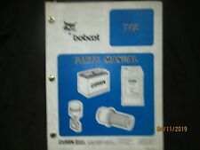 bobcat 742 parts manual | eBay
