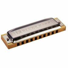 Diatonische Mundharmonika - Hohner Blues Harp C MS
