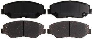 Frt Ceramic Brake Pads  ACDelco Advantage  14D914CH