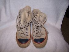 Vintage Converse Chuck Taylor Weighted Basketball Training shoes scarce 6-1/2 sz