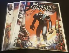 the Coffin #1-4 VF/NM complete series - phil hester comics oni press set lot