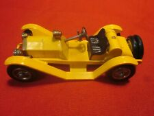 MATCHBOX LESNEY  # Y-7- B11 1913 MERCER RACEABOUT  (LOOK) NO RESERVE