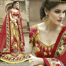 Lehenga choli Traditional Wedding Designer Indian Latest Bollywood Bridal lengha