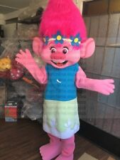 New Special trolls Girl gnome Mascot Costume figure character m23