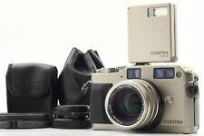 [MINT] Contax G1 Film Camera w/ Planar 45mm f/2 Lens + TLA140 from JAPAN 1189