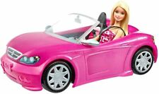 Mattel Barbie Doll and Glam Convertible (Barbie and car are both included!) NIB