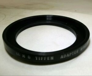 Tiffen 55mm to M8 series VIII Filter Holders Adapter ring threads 55mm- 65.5mm