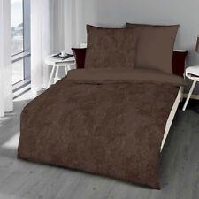 Kaeppel Biber Bettwäsche Texture 2 x 80x80 + 1 x 200x200 cm in 6 Farben